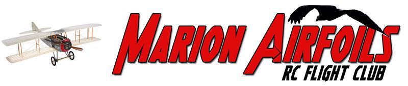 Marion Airfoils RC Club